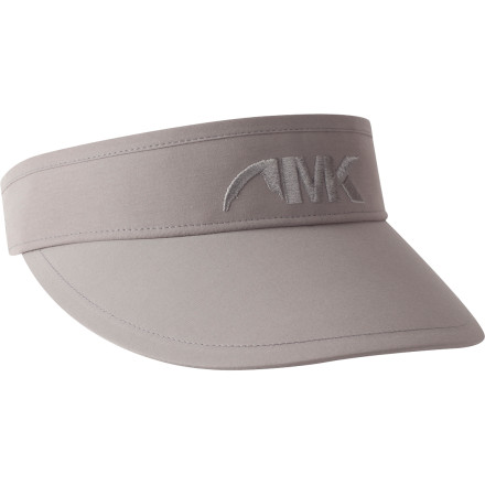 Fitness The Rockies may not have a coastline, but there are thousands of miles of beautiful rivers and sandy riverbanks where you can sport the Mountain Khaki Wilson Beach Visor to shield your eyes from blinding sun. - $19.90