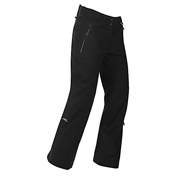 Ski KJUS Formula Long Womens Ski Pants - Kjus Formula Long Womens Ski Pants are flexible, waterproof and insulated to provide you with the protection and the dependability to keep you warm and protected this winter season through any kind of weather mother nature throws your way. The 4-way stretch fabric allows for freedom of movement and a comfortable fit each time that they are worn. The thinsulate platinum flex stretch insulation moves too, while it keeps you warm without adding too much bulk. And although these pants are exceptionally waterproof, they're also more breathable than most fabrics, so moisture won't build up as you become more active. Comfortable and technical with the high tech schoeller-dynatec reinforcement at the hem to keep the hem from fraying. Kjus has refined and fine-tuned this pair of Formula Long Womens Ski Pants to provide you with the best, while looking your best while on or off of the mountain. . Exterior Material: Polyester, Softshell: No, Insulation Weight: 70g, Taped Seams: Critically Taped, Waterproof Rating: 20,000mm, Breathability Rating: 20,000g, Full Zip Sides: No, Thigh Zip Venting: No, Suspenders: None, Articulated Knee: Yes, Low Rise: No, Warranty: Lifetime, Race: No, Waterproof: High Waterproofing (15,001 - 20,000mm), Breathability: High Breathability (15,001 - 20,000g), Use: Ski, Type: Insulated, Pant Fit: Regular, Lining Material: Polyester, Waist: Adjustable, Pockets: 3-4, Model Year: 2012, Product ID: 309380, Model Number: LS20-407.15000 S, GTIN: 7612997264551 - $249.89