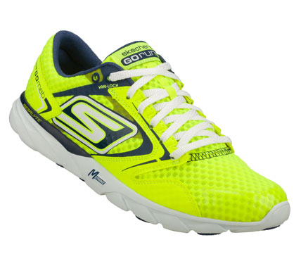 Fitness Skechers GOrun speed is the official shoe of America's top marathon runner Meb.  These shoes are built for competitive racing and designed for speed using our most advanced innovative performance technologies. - $110.00