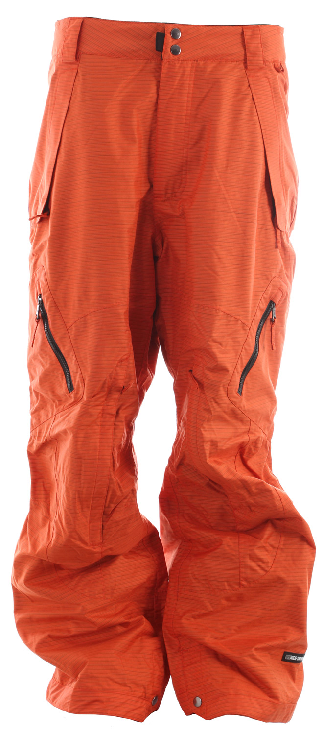 Snowboard The Alki snowboard pant offers premium waterproof protection with a 20k/15k waterproof breathable rating, Fully Taped Seams and all of the 20K Rideractive Features so you can be sure to stay dry no matter what's showing up on the doppler. Add the Ride Alki snowboard pant to your outerwear kit today.Key Features of the Ride Alki Snowboard Pants: 20,000mm Waterproof 15,000g Breathability Snowboard pant Shell with Tricot Mesh and Taffeta Lining Riri AQUAzip Water-Resistant Zippers BOA Window Cut Out on Gaiter for Easy Boot Adjustment Inner Waist Adjustments with Double-Snap Waist Closure Pant-to-Jacket Zip Connector Articulation at the Knees Slider Liner Mesh-Lined Vents Velvety Tricot Inner Waist and Fly Shred-Free Slightly Higher Pant Leg Back Adjustable Lycra Boot Gaiters Inner Leg Snap Pleat Lift Ticket Self-Fabric Loop Front Micro-Fleece Lined Toaster Pockets Classic Fit snowboard pant - $148.95