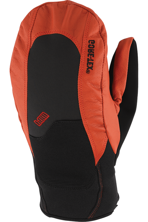 Snowboard The POW Mega Mittens GTX with Gore-Tex Inserts. - $64.95