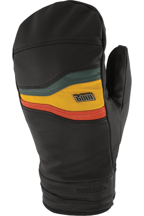 Snowboard The POW Stealth Mittens GTX with Gore-Tex Inserts. - $99.95