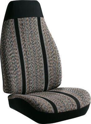 Motorsports Soft, durable saddle blanket seat covers provide comfortable protection on even the longest road trips. Foam padding delivers unmatched support, eliminating stiff, sore backs. Slip-resistant Super-Grip fastening system uses buckles, zippers and Velcro to keep these seat covers from shifting and bunching. Advanced design is specially patterned for a perfect fit in your vehicle. Easy installation and removal. Colors: Wine, Navy, Gray, Brown, Black, Red. Color: Red. Type: Seat Covers. - $114.99
