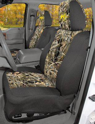 Hunting Duck Commanders everywhere know that excursions into the field can be hard on the interior of their trucks or SUVs, especially when rain, snow and mud are involved. Protect your vehicles interior with waterproof neoprene seat covers emblazoned with the Duck Commander logo. The front, back and sides of these covers are fully covered with 3mm waterproof neoprene for complete protection from moisture, stains and dirt. Made in USA.Camo pattern: Realtree MAX-4. Duck Commander 1. - $229.99