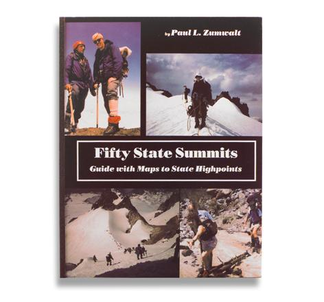 Climbing Entertaining guide to summits in every state of America. Features non-intimidating routes for inexperience climbers and experienced hikers alike. Author: Zumwalt, Paul. Paperback, 128 pages including topographic maps and photographs. - $6.93