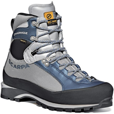 Fitness The Scarpa Charmoz GTX mountaineering boots are made for high-altitude enthusiasts looking for lightweight support and comfort while conquering peaks. - $117.73