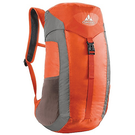 Camp and Hike Free Shipping. Vaude Ultra Hiker 15L Pack DECENT FEATURES of the Vaude Ultra Hiker 15L Pack Zip pocket in the lid Side mesh pockets Webbing hip belt Sternum strap Opening for hydration system The SPECS Weight: 0.52 kg 100% Polyamide 210 D Dobby Polyurethane coated Contrast: 100% Polyamide S 70 DL siliconized Back part: 100% Polyester 600 D Polyurethane coated Lining: 100% Polyamide 190 T Polyurethane coated - $69.95