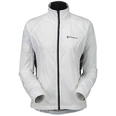 Fitness Free Shipping. Montane Women's Featherlite Marathon Jacket DECENT FEATURES of the Montane Women's Featherlite Marathon Jacket PERTEX Microlight outer that is windproof, fast drying and features a remarkable durable water repellent finish French seams throughout for extra strength, quality and weather resistance Montane 'Afterburner' vented enhanced breathing panels Full length, semi-automatic YKK front zip with anti-snag baffle and wind-strip Low bulk elasticated cuffs which can be pulled up forearms to aid cooling Adjustable hem to prevent weather entry and heat loss 360deg 'Dusk Till Dawn' reflective trim Montane stuff sac perfect for storage on the move The SPECS Weight: 4.2 oz / 120 g Activities: Trail Running / Road Running / Lightweight Backpacking Fit: Active Mountain Fabric: PERTEX Microlight Mini Rip-stop, PEAQ Air This product can only be shipped within the United States. Please don't hate us. - $88.95