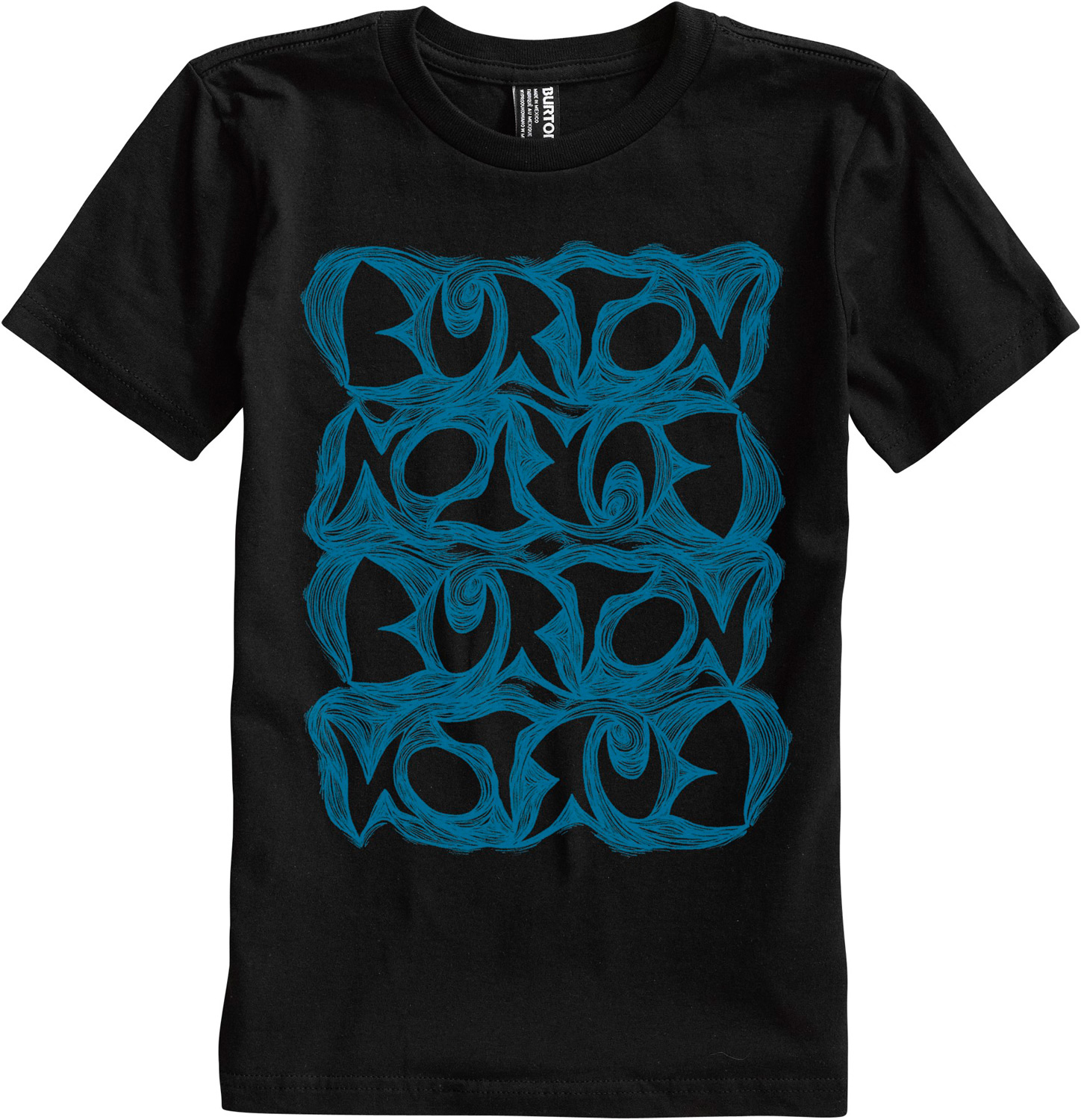 Snowboard Key Features of the Burton Flow T-Shirt: 100% Cotton Screen Print on Front and Back Regular Fit - $13.95