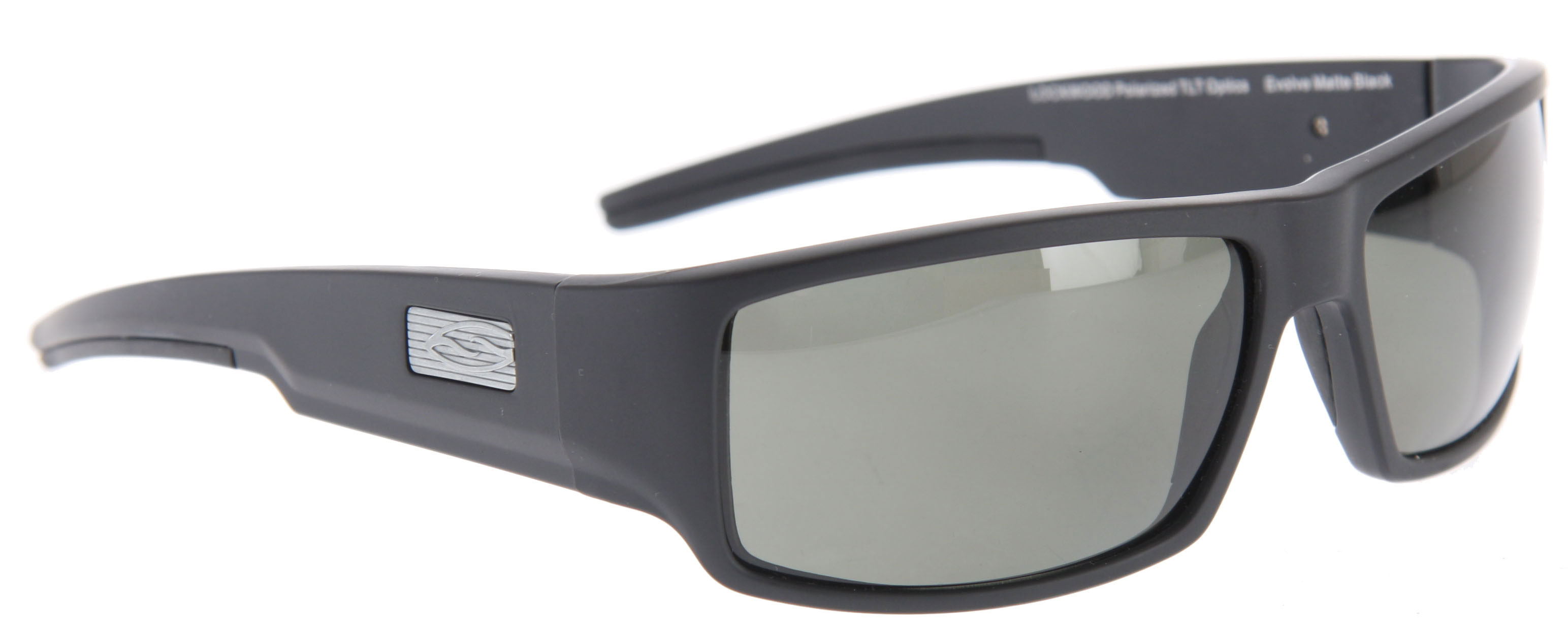 MTB The Smith Lockwood Sunglasses features a classic, yet modern profile. Disguised within this stylish package are sports friendly details like Hydrophilic Megol nose and temple pads. From mountain bike ride to wedding reception, the Lockwood is a true multi-tasker.Key Features of the Smith Lockwood Sunglasses: Medium Fit / Medium Coverage Carbonic TLT Lenses Evolve Frame Material Hydrophilic Megol Nose and Temple Pads 8 Base Lens Curvature Frame Measurements 63-14-120 - $84.95