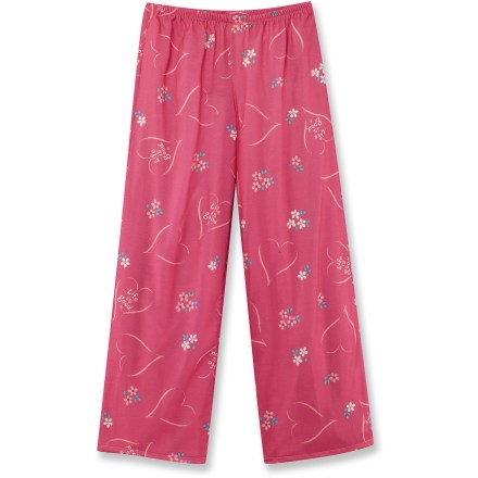 Entertainment The simple joy of a great pair of pajama bottoms is hard to beat, and the Life is good(R) sleep pants usher your little one comfortably to sleep with smooth, cool fabric. - $6.73