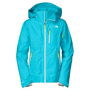 Snowboard The North Face Elemot Womens Insulated Ski Jacket - Designed for the skier or snowboarder that goes all over the mountain the North Face Elemot Jacket is fully waterproof with a super light layer of insulation to ensure you stay warm and dry for a fun day out on the mountain. The breathable fabrics and the pit zip venting allow you to keep your body temperature regulated should things get a tad warm. If you are getting warm while out on the mountain simply unzip to the desired opening to allow air to flow through to keep you nice and cool. The North Face has integrated a Recco avalanche rescue reflector into the Elemot jacket so you can be located quickly with properly equipped backcountry teams. The hood on the Elemot is waterproof and remains attached but is fully adjustable to accommodate all sizes of ski and snowboard helmets. Premier, rider specific features are found throughout the North Face Elemot Jacket. . Exterior Material: Gore-Tex Performance Shell, Insulation Weight: None, Taped Seams: Fully Taped, Waterproof Rating: N/A, Breathability Rating: N/A, Hood Type: Fixed, Pit Zip Venting: Yes, Pockets: 6-7, Electronics Pocket: Yes, Goggle/Sunglasses Pocket: Yes, Powder Skirt: Yes, Hood: Yes, Warranty: Lifetime, Use: Ski, Battery Heated: No, Race: No, Type: Insulated, Cut: Regular, Length: Medium, Insulation Type: None (Shell), Waterproof: Not Specified, Breathability: Not Specified, Cuff Type: Velcro, Wrist Gaiter: Yes, Waterproof Zippers: No, Cinch Cord Bottom: No, Insulator: No, Model Year: 2013, Product ID: 268340, Shipping Restriction: This item is not available for shipment outside of the United States. - $199.95