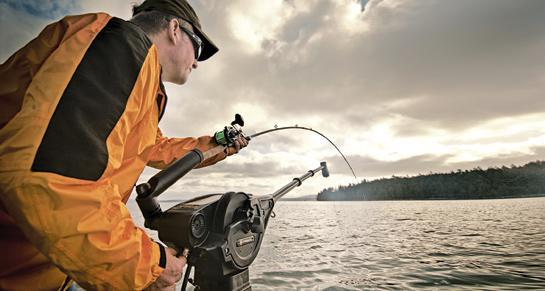 Fishing Downriggers are making a dramatic comeback. With a couple of tweaks to your salmon or walleye-big water trolling setup, you can run lures right to a fish's mouth. http://bit.ly/14tEaJ1