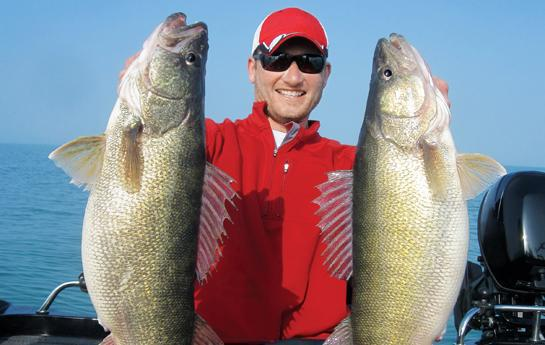 Fishing From tried and true to new and hot, we've got the skinny on the only walleye lures you'll ever need. These are our top 15 picks: http://bit.ly/WSKaYs