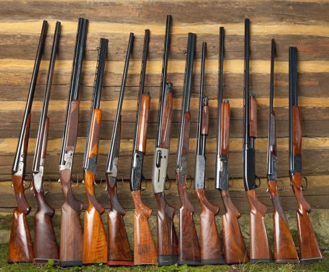 Hunting These are some of the best shotguns ever made. How many from the photo can you name? We'll post all of the answers tomorrow at noon!