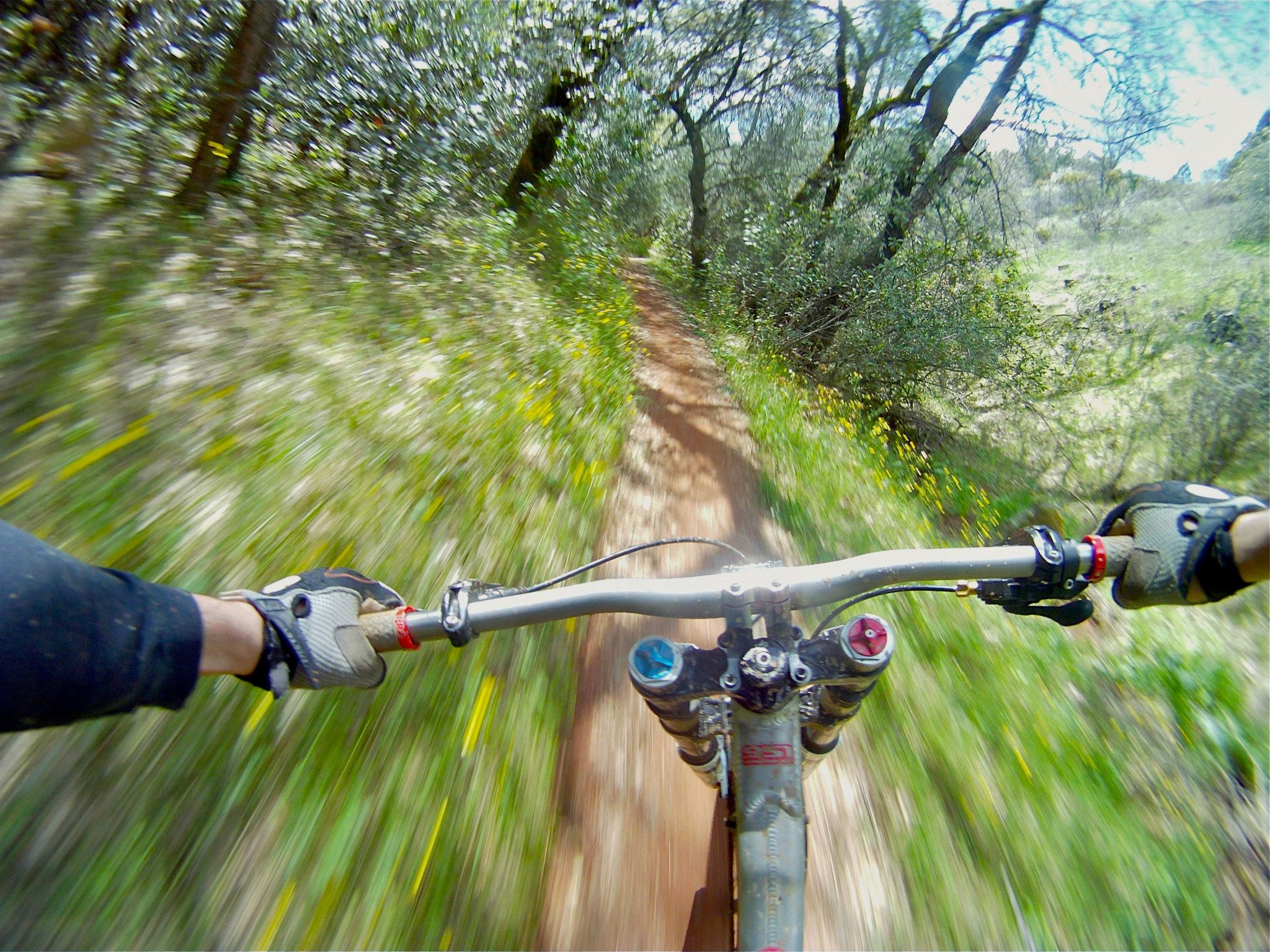 MTB GoPro