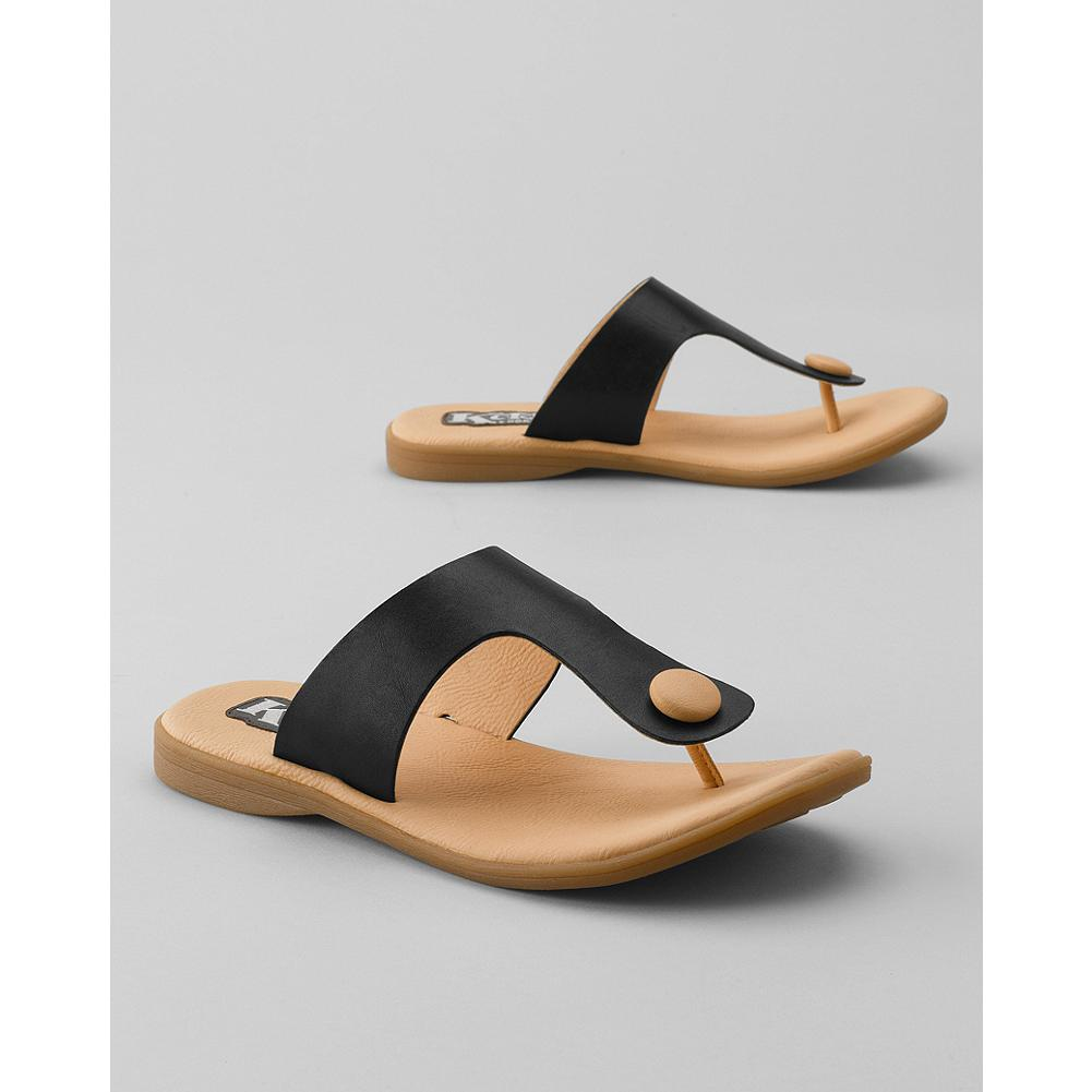 Surf Korks by Kork-Ease Mindy Sandals - The handcrafted construction and cushioned footbed of these thong sandals from Korks by Kork-Ease ensure both quality and comfort. - $19.99