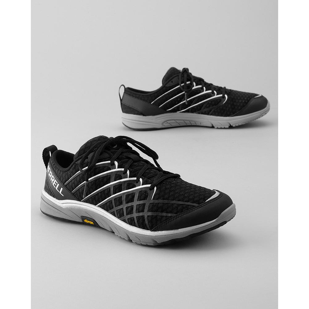 Fitness Merrell Bare Access Shoes - The next-best thing to bare feet, these Merrell sport shoes feature mesh and synthetic uppers and the Merrell Float midsole that keeps you in touch with the ground. - $64.99