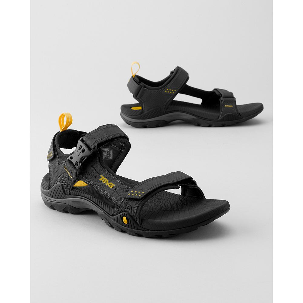 Surf Teva Toachi 2 Sandals - A streamlined sport sandal you'll love slipping on. Waterproof nubuck leather with Teva's Spider Original rubber sole. Soft, shock-absorbing TPU Drain Frame(TM) platform keeps feet stable, while the soft Mush infused topsole ensures supreme comfort. Imported. - $69.99