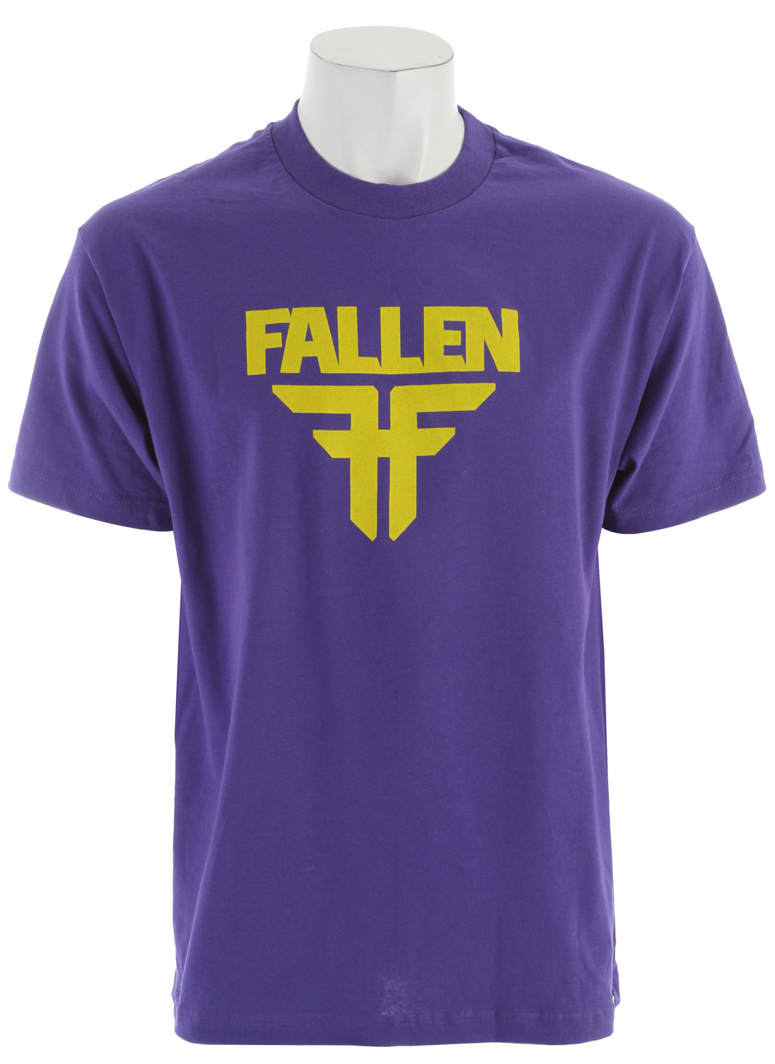 Entertainment Key Features of The Fallen Insignia T-Shirt: Regular Fit Crew Neck Short Sleeve - $14.95