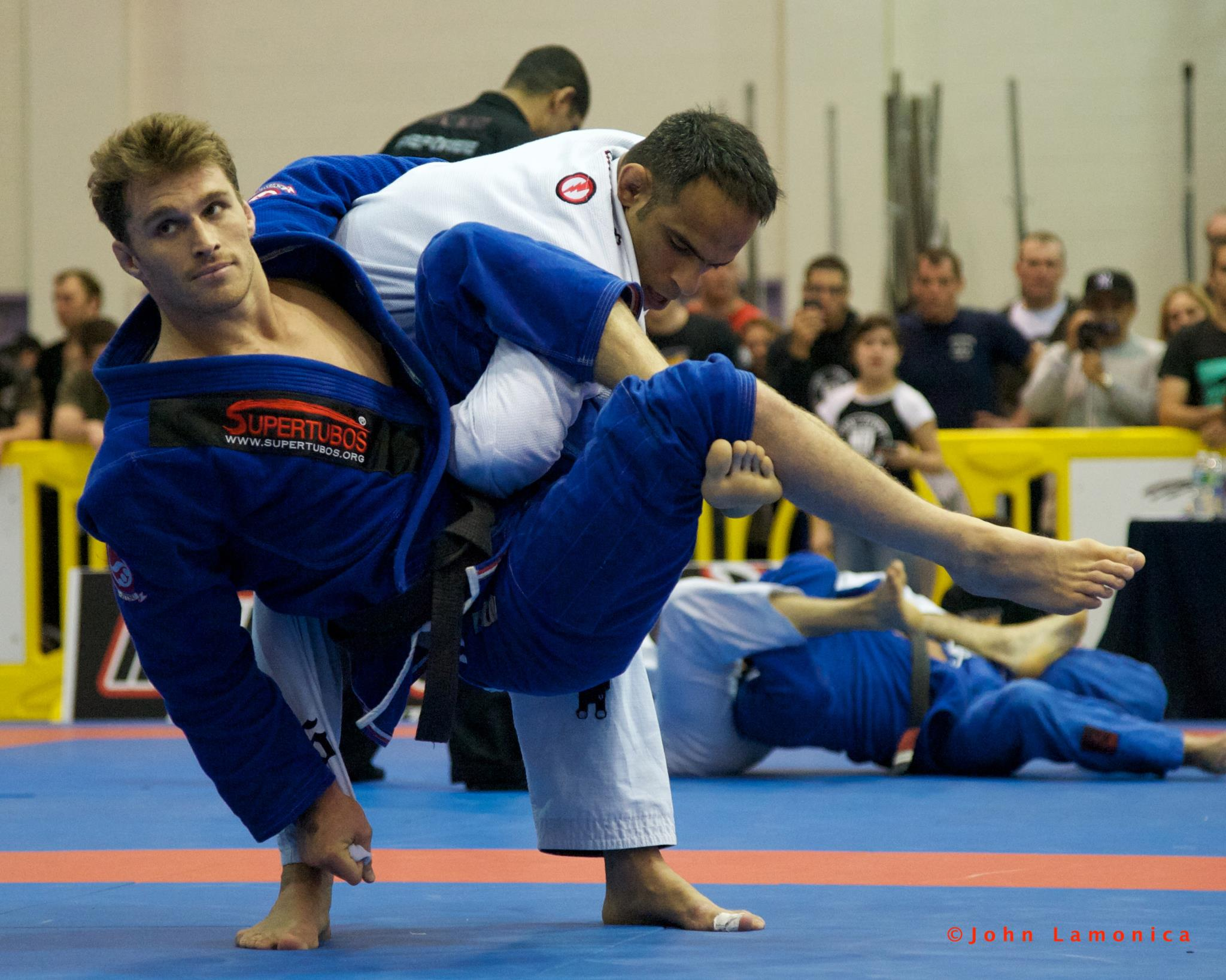 Martial Arts Ridiculously Photogenic Jiu-Jitsu Guy