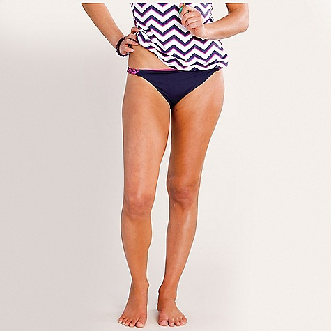 Surf Carve Designs Women's Andi Reversible Bikini Bottom DECENT FEATURES of the Carve Designs Women's Andi Reversible Bikini Bottom Function: Surf Coverage: Low-Medium Rise: Medium Reversible - $47.95