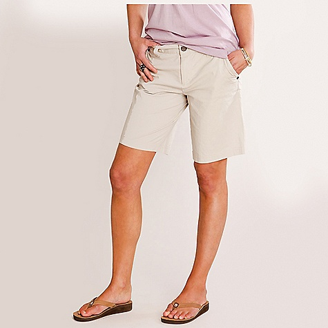 Free Shipping. Carve Designs Women's Frisco Bermuda short DECENT FEATURES of the Carve Designs Women's Frisco Bermuda Short Laid-back feel and comfortable fit Front and pack pockets Zipper fly with button closure Belt loops The SPECS 9.5'' inseam Medium front rise Stretch chino Machine wash - $59.95