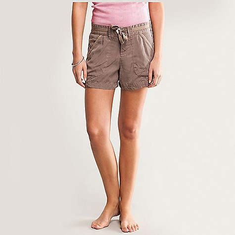Free Shipping. Carve Designs Women's Mesa Short DECENT FEATURES of the Carve Designs Women's Short Zipper fly with double snap closure Front and back pockets Fixed twill tape belt DECENT FEATURES of the Carve Designs Women's Mesa Short 3.5in.in. inseam Medium front rise Tencel Machine wash - $75.95
