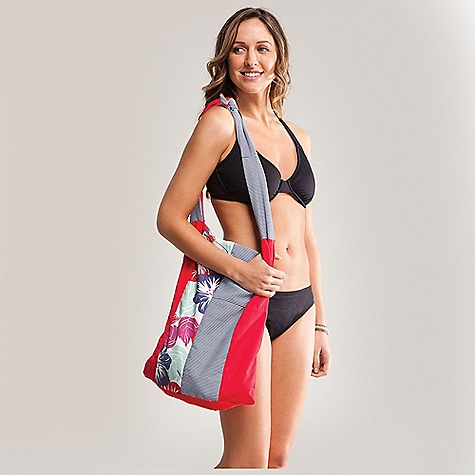 Fitness Carve Designs Women's Beach Bag DECENT FEATURES of the Carve Designs Women's Beach Bag Great casual bag, perfect for your summer activities Made of all of our fun surf and swim prints Adjustable shoulder tie Packable Made of 100% Brushed Microfiber Machine Wash - $37.95