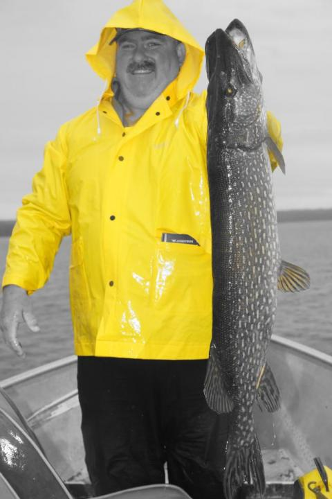Fishing Check out this Gulf War vet's biggest pike, and more reader photos here! 