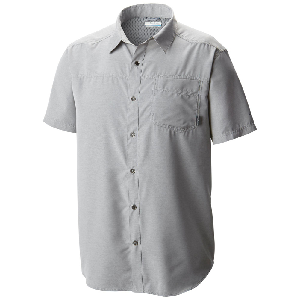 Columbia Pilsner Peak Short Sleeve Mens Shirt