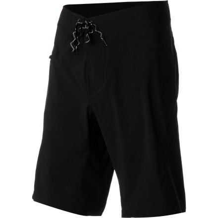Surf From breaking surf to backyard swimming pools, suit up in the Patagonia Men's Stretch Wavefarer Board Short. These shorts dry rapidly thanks to a DWR finish, and the generous fabric stretch and smooth feel allow you to move with complete freedom. - $48.30