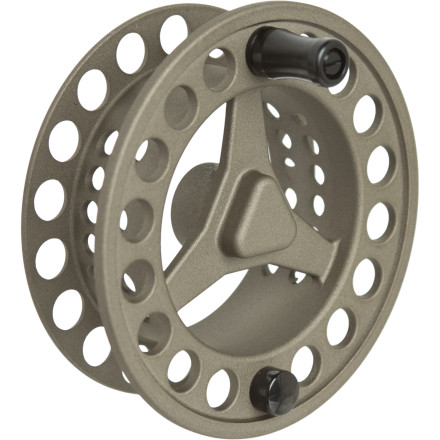 Camp and Hike Make life easy for yourself with the Sage 1800 Series Fly Reel Spool. This spare spool houses your spare sinking or floating line for easy swapping in the field. - $55.00