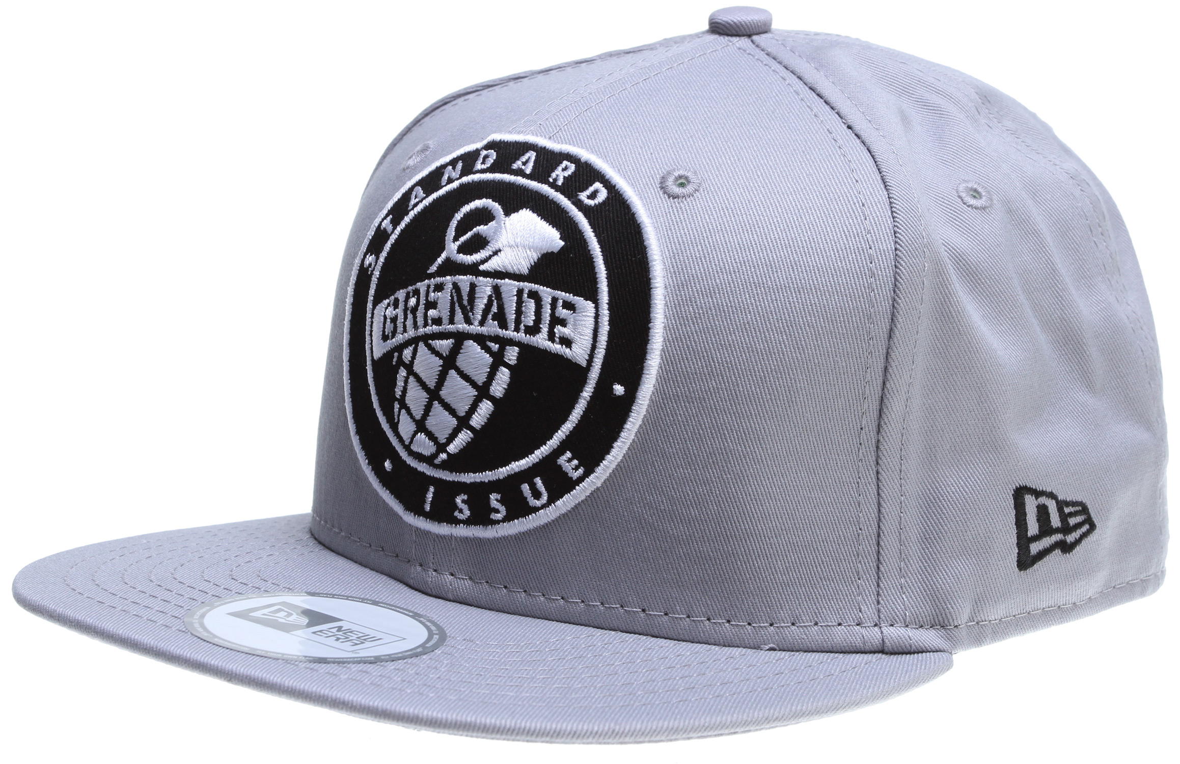 Key Features of the Grenade Emblem Cap: 100% Cotton NEW ERA SNAP BACK Embroidered Logo - $20.95