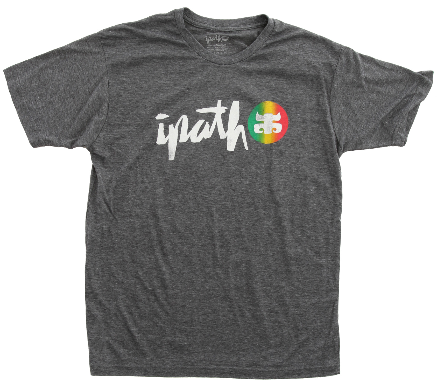 Key Features of the Ipath Wash T-Shirt: 60/40 cotton polyester tri blend tee Font chest print - $13.95