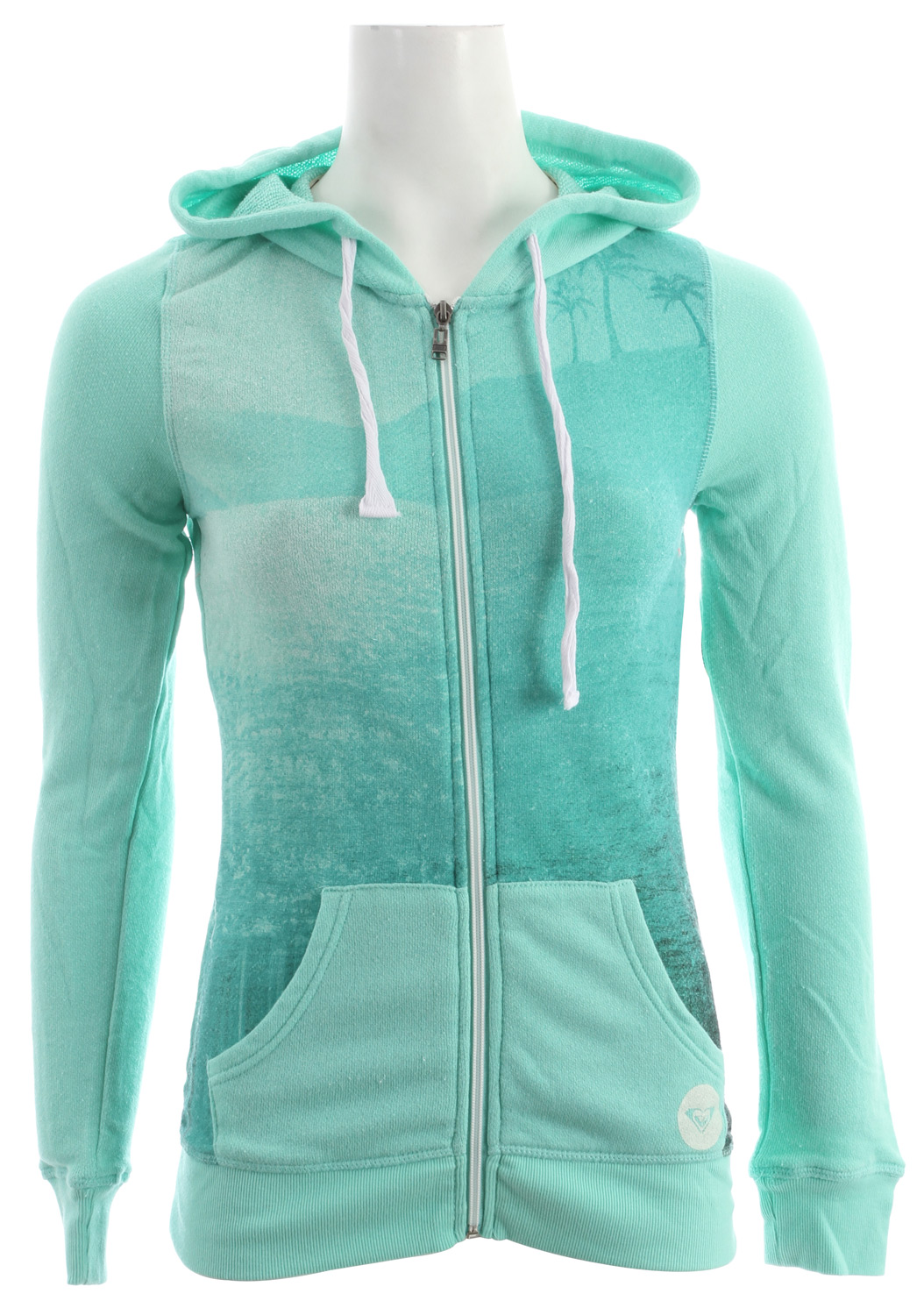 Surf Roxy In Stitches Hoodie - $28.95