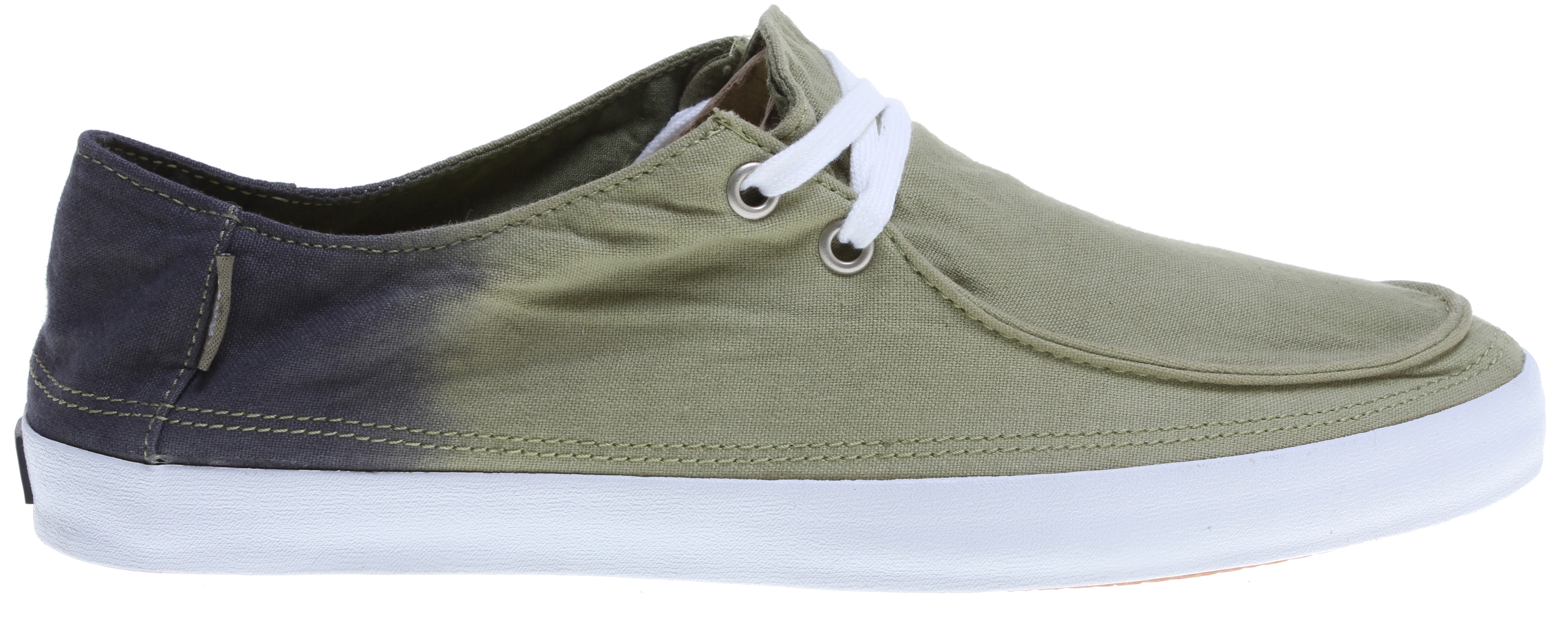 Skateboard Key Features of the Vans Rata Vulc Skate Shoes: Hemp, Recycled pet or canvas uppers Super comfy vanslite footbed Flexi vulc gum rubber outsole Water-based inks and glues Classic fit style - $34.95