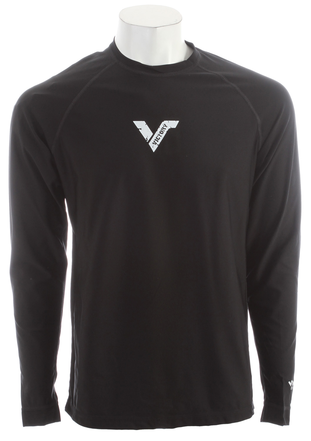 A long sleeve, light-weight shirt made from loosefit Koredry material, so it fits like a regular shirt but still has the water-repellant, quick-drying properties of Koredry. As a loosefit shirt it won't get baggy or soggy when wet, keeping you comfortable in and out of the water. The shirts feature raglan sleeves and flatlock stitching for added comfort and flexibility. Victory Koredry is UPF 50  (equal to SPF 150   giving you great protection against the sun and great insulation so you can stay out longer.Key Features of the Victory Koredry Loose Fit L/S Rash Guard: They feature flatlock stitching Raglan cut sleeves for superior fit and movement Triple needle cover stitch hems. - $32.95