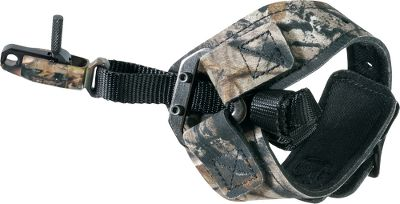 Hunting Enjoy reduced torque and fully adjustable length from the patented nylon strap connector, as well as a no-slip grip and smooth release from the knurled trigger and single-caliper jaw. Rock-solid wrist strap wont rub or bind. For use left- and right-handed. Scott Archery Cant Beat It Guarantee. Made in USA. Color: Camo. Type: Wrist-Strap Releases. - $86.99