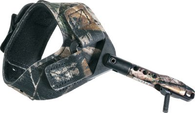 Hunting A solid swivel head adds stability and comfort, and can be adjusted in length for a custom fit. The straight, knurled trigger offers a sure grip, while the single-caliper release mechanism provides consistency and durability. Buckle-closure wrist strap. Scott Archery Cant Beat It Guarantee. For use left and right hand. Made in USA. Color: Camo. Type: Wrist-Strap Releases. - $86.99