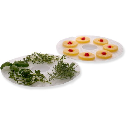 Camp and Hike For use with the Open Country 700-Watt FD-75SK food dehydrator (sold separately), the Clean-A-Screen is perfect for drying small items such as spices and herbs. - $3.93