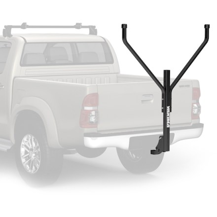 Kayak and Canoe The Yakima DryDock Boat hitch mount readies your truck for easy transport of your canoe or kayak. - $229.00