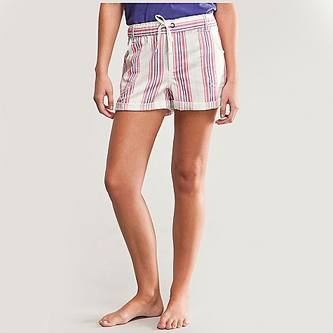 Free Shipping. Carve Designs Women's Venice Short DECENT FEATURES of the Carve Designs Women's Venice Short Pull on with tie front Front pockets Grommets for drawcord The SPECS 3.5in.in. inseam, medium front rise Brushed twill Machine wash - $63.95