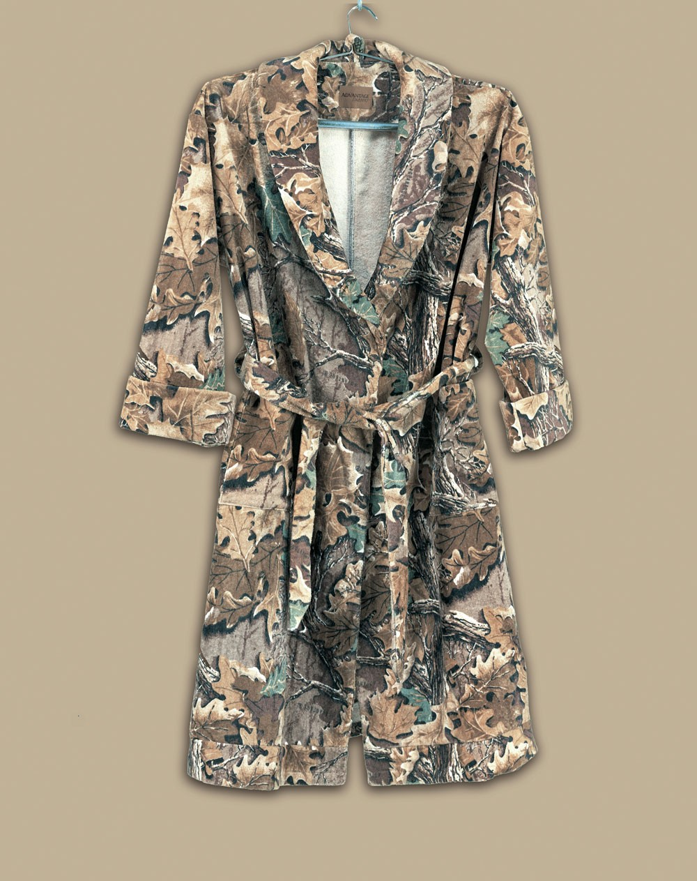 Hunting CAMO BATH ROBE