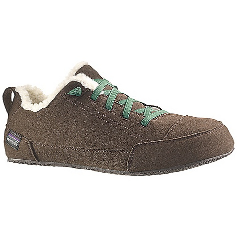 Free Shipping. Patagonia Footwear Women's Advocate Lace Shoe DECENT FEATURES of the Patagonia Women's Advocate Lace Shoe Durable, soft microfiber upper with 100% polyester plaid Recycled PET fleece collar and lining 100% polyester plaid lining Rear pull loop provides easy on and off clips to pack 3mm 20% EVA anatomical footbed provides cushioning, comfort and support 2mm 15% Recycled EVA insole provides extra cushioning 3mm 20% Recycled durable rubber Armadillo rubber sole provides grip, traction and protection Construction: Strobel Last Characteristics: Medium width, Full toe box, Medium arch/instep The SPECS Weight: 1/2 pair: 4.7 oz Vegan friendly Soft support/flex Recycled Rubber - $74.95