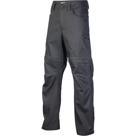 Camp and Hike Pack light and take along the Dakota Grizzly Ryder Convertible Pant. Durable, quick-drying and highly durable, this handy-dandy pant is the ideal hiking, camping, and travel companion. - $78.95