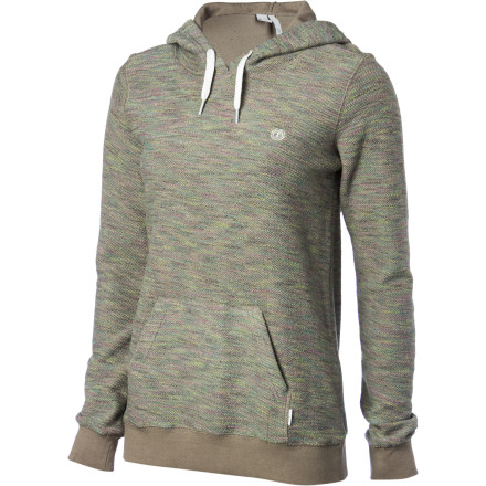 Skateboard You can't go wrong with the simple style and plush comfort of the Element Colbie 2 Women's Pullover Hoodie. - $45.95