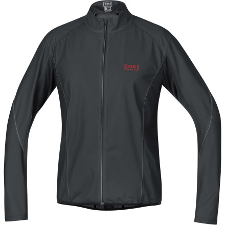 Fitness March may be out there stamping about and roaring like a lion, but you're not afraid, you have the Gore Running Wear Men's Magnitude AS Jacket in your corner. This lightweight (one of the lightest Active Shell jackets you'll find) and highly packable, the Magnitude's WindStopper shell keeps you going in cool, blustery weather. And as the seasons progress and the weather starts to mellow, this jackets innate breathability and ventilating mesh keep you comfortable and going strong. - $159.95