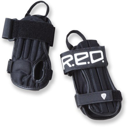 Snowboard RED by Burton Impact Wrist Guards   $20