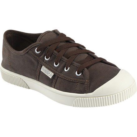 Lace up the KEEN Men's Maderas Lace Shoe when you need a casual complement to your chino shorts or jeans. Oozing laid-back, street-savvy flair, the Maderas Lace also sneaks in the insane comfort and fit that KEEN shoes are famous for. - $59.99